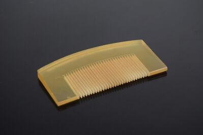 Unknown, 'Kushi (Comb Hair Accessory)', Taisho Era (1912-1926)