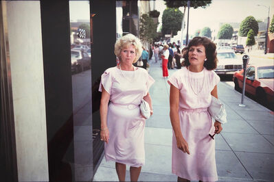 Anthony Hernandez, 'Rodeo Drive #62', 1984