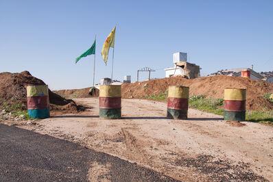 Jonas Staal, 'Anatomy of a Revolution: Rojava', 2015
