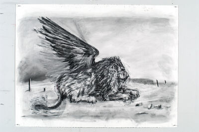 William Kentridge, 'Drawing from Venice Biennale project', 2005
