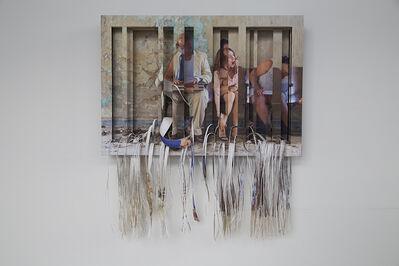 Pablo Boneu, 'LA ESPERA de la serie Otras Multitudes', 2016
