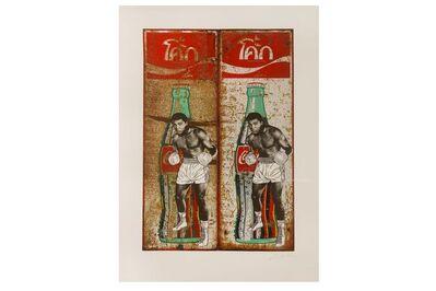 Pakpoom Silaphan, 'Double Ali and Coke', 2014