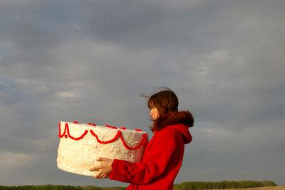 Amalie Atkins, 'Cake and Sky', 2008