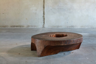 José Zanine Caldas, 'Exceptional coffee table', 1970s