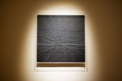 Thomas Canto, 'Gravitational lines', 2017