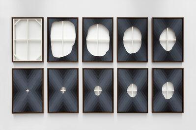 Julian Hoeber, 'Execution Changes #69K-T (XS, Q1, UMJ, DC, Q2, RMJ, DC, Q3, BMJ, DC, Q4, LMJ, DC)', 2013