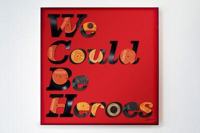 Keith Haynes, 'We could be heroes', 2019