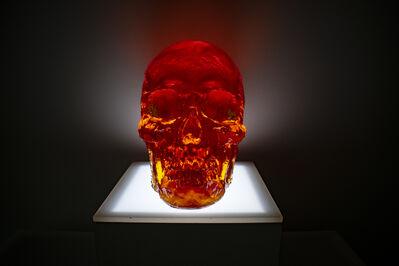 Sam Tufnell, 'Mandarin Skull', 2018