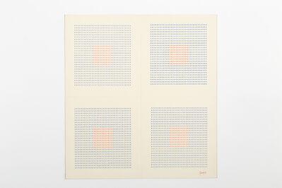 Tomaso Binga, 'Typecode (Tav.9)', 1978