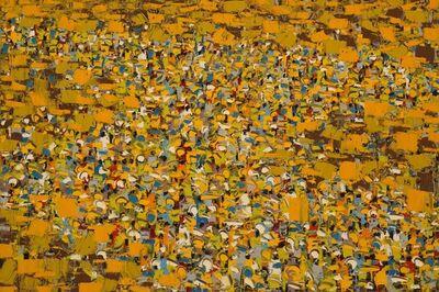 Ablade Glover, 'Market Flow', 2018