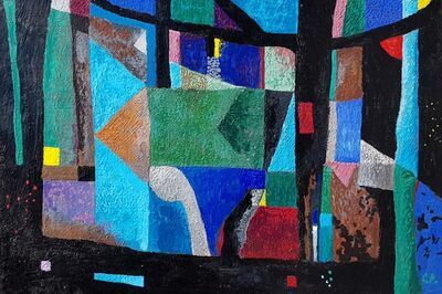 Carlos Pellicer, 'Escenario', 2000