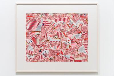 Tetsuro Kano, 'Dazzled signs', 2019