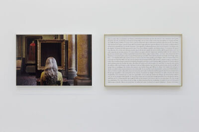 Sophie Calle, 'What do you see ? The Concert. Vermeer. / Que voyez-vous ? Le concert. Vermeer', 2013