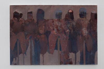 Edi Hila, 'Open Museum Series (#2)', 2018