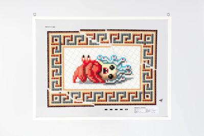 Charles Degeyter, 'Hermit Mosaic #2 Medusa', 2019