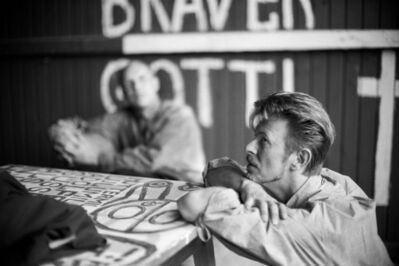 Christine de Grancy, 'Bowie in Gugging #24', 1994-2017