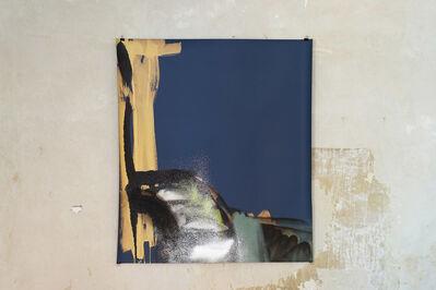 Kalin Lindena, 'Arise (Blue)', 2020