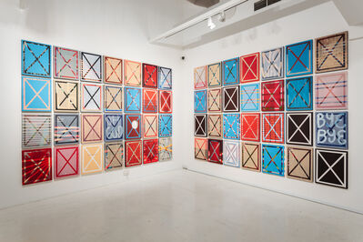 Heman Chong, 'Circuit Breaker Paintings', 2020