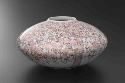 Obata Yuji, 'SHIDARE SAKURA Vase ', 2018