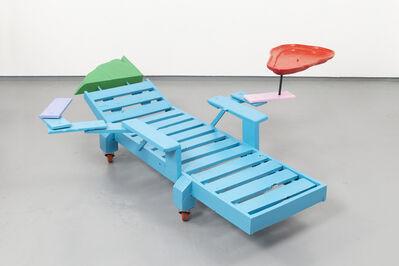 Cameron Platter, 'Blue lagoon a new memory go slow ', 2020