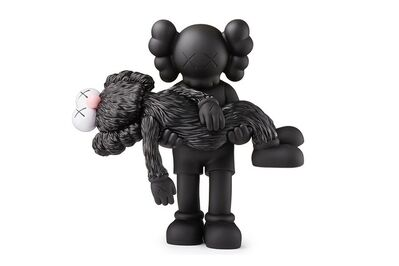 "KAWS, 'Gone ""Black Edition""', 2019"