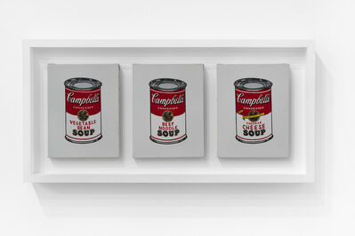 Richard Pettibone, 'Campbell's Soup Cans', 1987