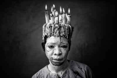 Mário Macilau, 'A Candle Man', 2015-2019