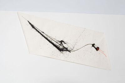 Gilberto Zorio, 'Canoa con stella', 1997
