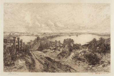 Thomas Moran, 'Morning', 1886
