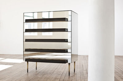 Luis Pons, 'Illusion Collection Dresser Champagne', 2013