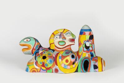 Niki de Saint Phalle, 'Chapelle', 1975
