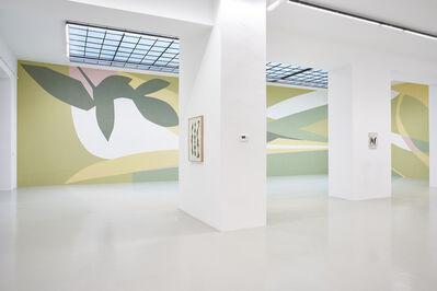 Frauke Dannert, 'Installation View 'Folie', Galerie Kandlhofer', 2018