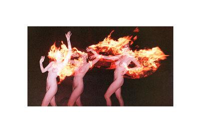 Ellen Stagg, 'Walks With Fire', 2015