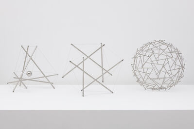 R. Buckminster Fuller, 'The Triad', 1979-1980