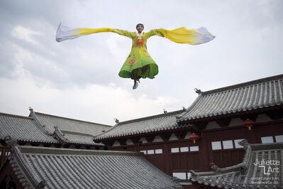 Li Wei 李日韦, 'Flying over Datong', 2015