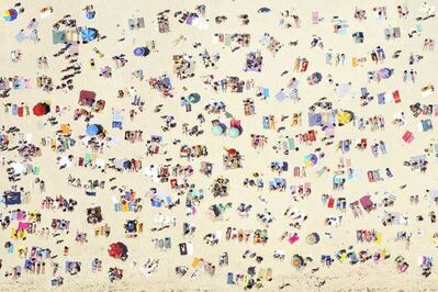 Jorge de la Torriente, 'Beach Confetti ', 2014