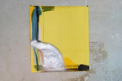 Kalin Lindena, 'Arise (Yellow)', 2020