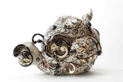 Kasumi Ueba 植葉香澄, 'morph (octopus) ', 2018