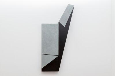 Silvia Lerin, 'Fissure and crease (Series Irregulars II)   ', 2011