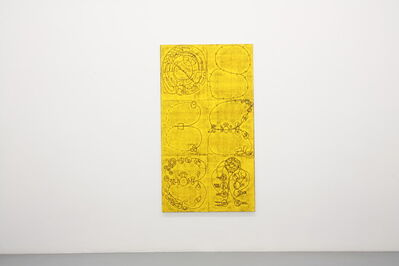 Matt Mullican, 'Untitled (Cosmology; Chapter from Notating the Cosmology)', 2012
