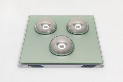 Judy Chicago, 'Polished Stainless Steel Domes (small)', 1968