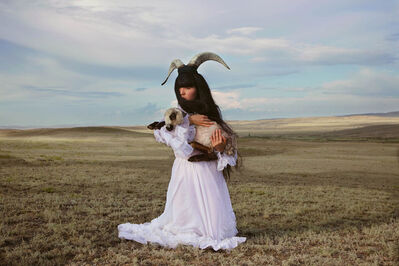 Almagul Menlibayeva, 'Madonna of the Great Steppes', 2010