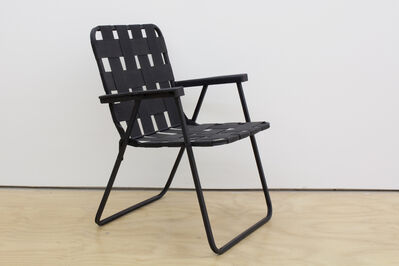 Mitchell Charbonneau, 'Untitled (Chair)', 2019