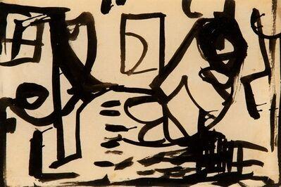 Franz Kline, 'Untitled', circa 1947