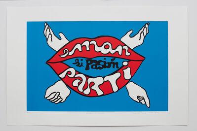 Cecilia Vicuña, 'Eman si pasión / Parti si pasión', 1974