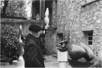 Inge Morath, 'Jean Arp', 1956