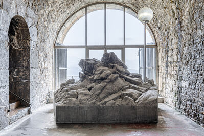 Julien Berthier, 'Concrete Romance', 2019