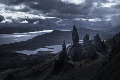 Tom Jacobi, 'The Old Man of Storr', 2015