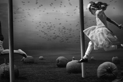 Francisco Diaz and Deb Young, 'Jumping Over Pumpkins', 2016