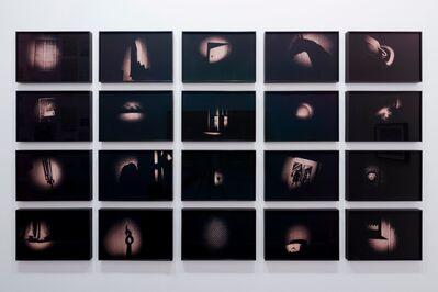 "Iñaki Bonillas, 'Secretos: linterna mágica (""Secrets: Magic Lantern"")', 2016"